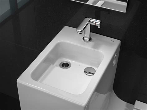 sink toilet tank can good design make combo sink toilet mainstream ecohappy style