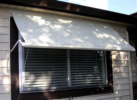 series roll  window awning