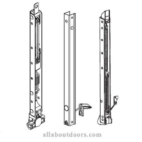 window hardware parts   doors windows