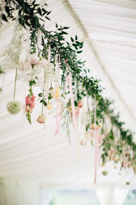 25 Best Ideas About Hanging Flowers Wedding On Pinterest