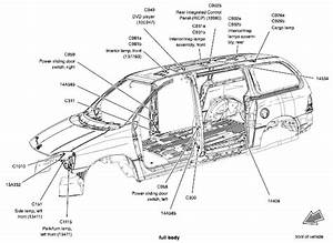 30 Ford Expedition Body Parts Diagram