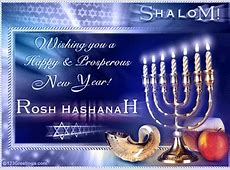 Prosperous Rosh Hashanah! Free Wishes eCards, Greeting