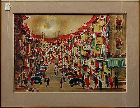 Lewis Suzuki by Lewis Suzuki Artist Prices Auction Records