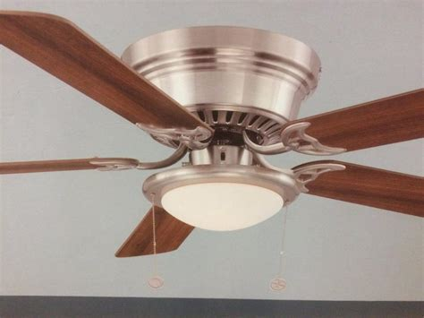 hton bay hugger 52 in brushed nickel ceiling fan ceiling fan capacitor for sale classifieds