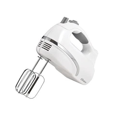 malaxeur cuisine batteur à oster à 6 vitesses fpsthmcn1w 033 oster