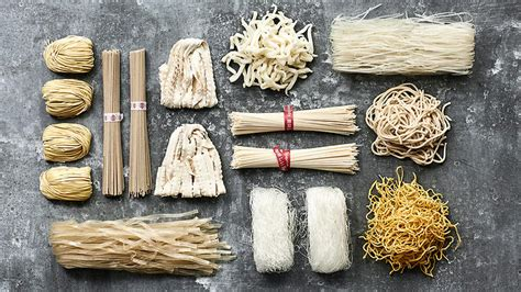 Know your noodle: The ultimate guide to Asian noodles ...