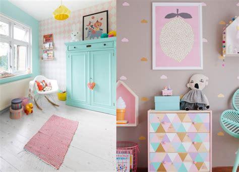 chambre fille pastel d 233 coration chambre couleur pastel