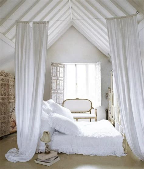 Chambre Shabby Chic Contemporain by Lookslikewhite Blog