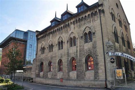 altes knasthaus fronveste meiningen thueringen