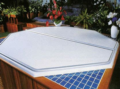 Spa Tub Supplies by Aluminum Covers Robert S Tubs