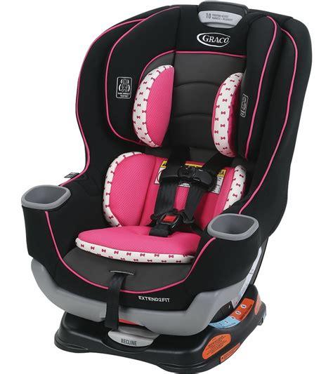 siege auto graco 123 graco extend2fit convertible car seat kenzie