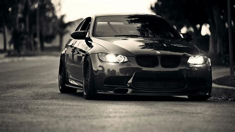 Black Bmw 4 Hd Wallpaper