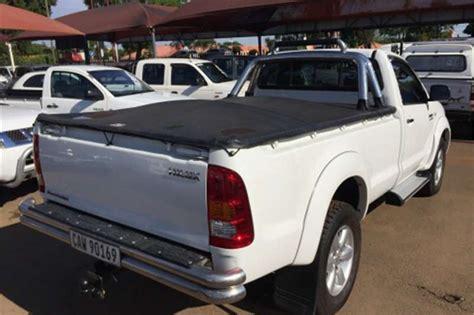 2007 toyota hilux 3 0 d4d single cab bakkie cars for sale in gauteng r 189 000 on auto mart