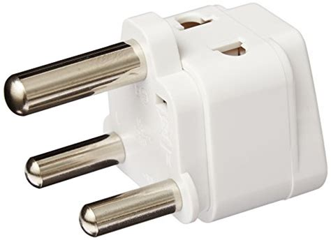 Ckitze Ba-10la Grounded Universal 2 In 1 Plug Adapter Type