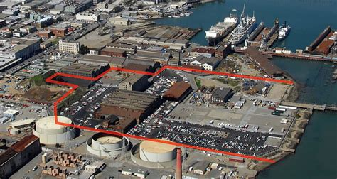 massive pier  project slated  approvals