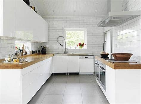 faience cuisine et blanc carrelage cuisine blanc