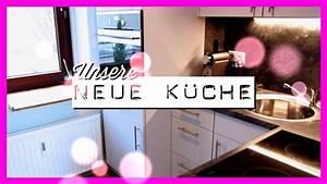 Alte Küche Verschönern : unsere neue k che fliesen versch nern wohnprinz youtube ~ Frokenaadalensverden.com Haus und Dekorationen
