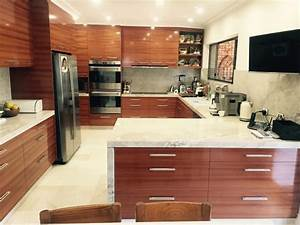 Simple painting kitchen cabinets veneer how to paint no for Kitchen furniture brisbane