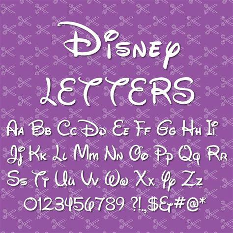 Stereohead brush font svg 1xotf + 1xsvgotf crmrkt.com/v5vpar. Disney Alphabet SVG and DXF Cut Files