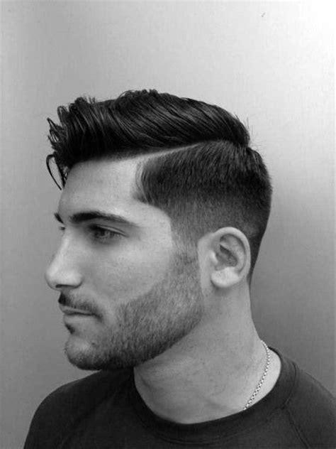 fade haircuts  men  stylish middle