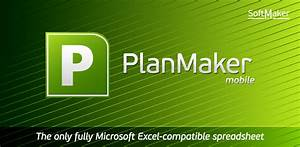 Free Store  Office 2012 Planmaker Mobile Android
