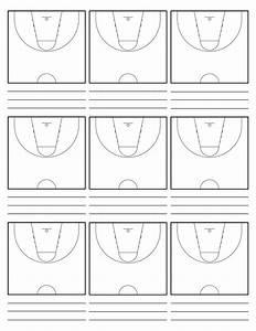 Fiba  Pre 2010  Court Diagrams