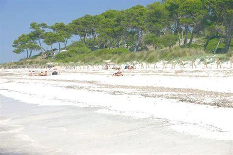 mallorca strand platja es carbo