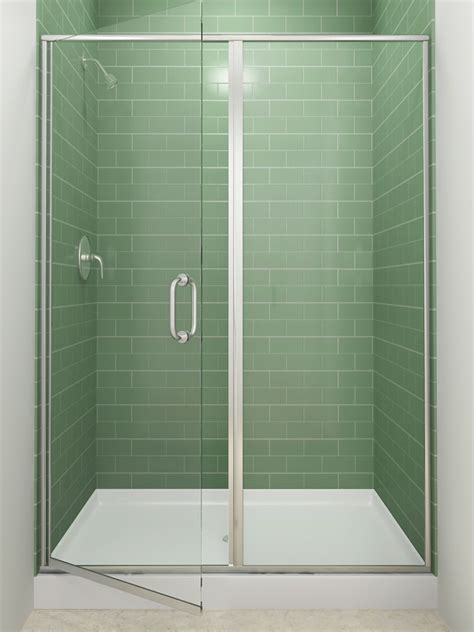 enclosure options easco shower doors