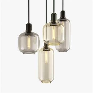 NORMANN COPENHAGEN DESIGN AMP LAMP LARGE NORDIC NEW