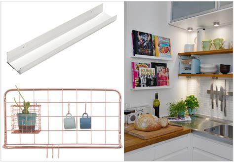 livre photo cuisine 5 idées gains de place pour la cuisine joli place