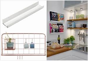 Etagere Murale Pour Cuisine : etagere murale de cuisine tagre murale en bois avec 5 ~ Dailycaller-alerts.com Idées de Décoration