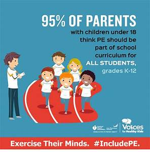 3 Reasons PE is Needed in Schools | Mom on the Side