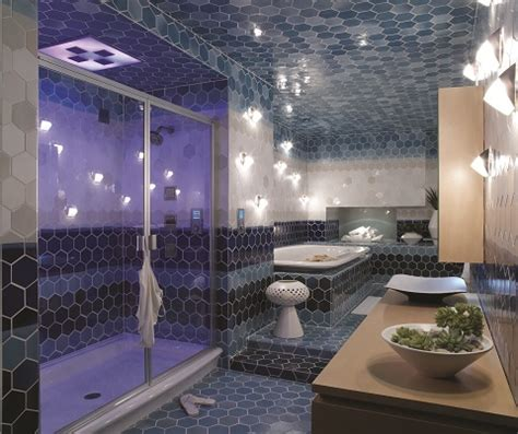 kohler design center whats new in kitchen and bath trends a visit to the kohler