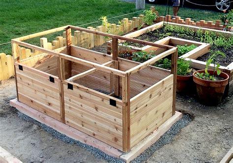 garden bed raised gardening kit 6 x3 outdoor living today