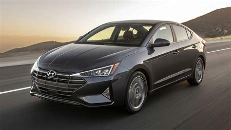 2019 Hyundai Elantra Gets Sharp New Nose, More Safety Tech