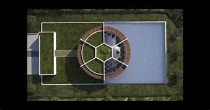 Maison De Lionel Messi : lionel messi son incroyable maison de r ve en forme de ballon de foot purepeople ~ Melissatoandfro.com Idées de Décoration