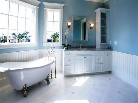bathroom paint colours ideas how to decorate with different shades of blue decorilla