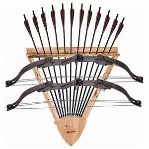 Rush Creek™ Log 2 - Bow, 12 - Arrow Holder - 143362, Bow