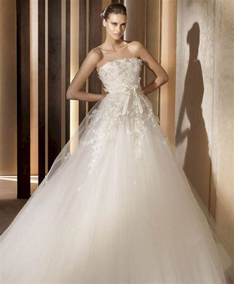 Most Beautiful Wedding Dress In The World Oosile