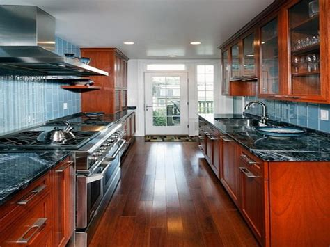 galley style kitchen with island galley kitchen layout best layout room