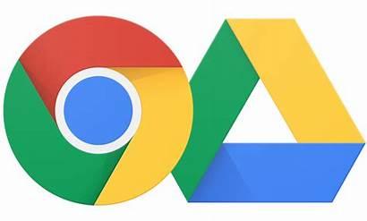 Google Chrome Drive Logos Beta Supercharge Extensions