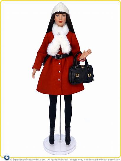 Diana Prince Princess Tonner Doll Winter Outfit