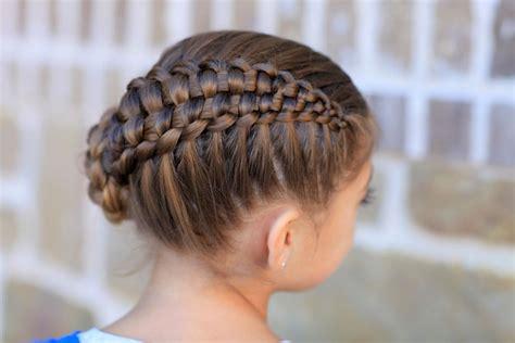 top 10 cute girl hairstyles for school