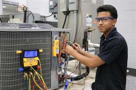 hvac electricity air conditioning refrigeration and heating technology manatee technical college