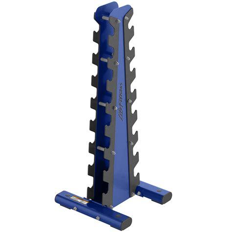 vertical dumbbell rack life fitness nz