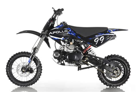 Orion Apollo 125cc Dirt Bike (#99) Smaller Wheels