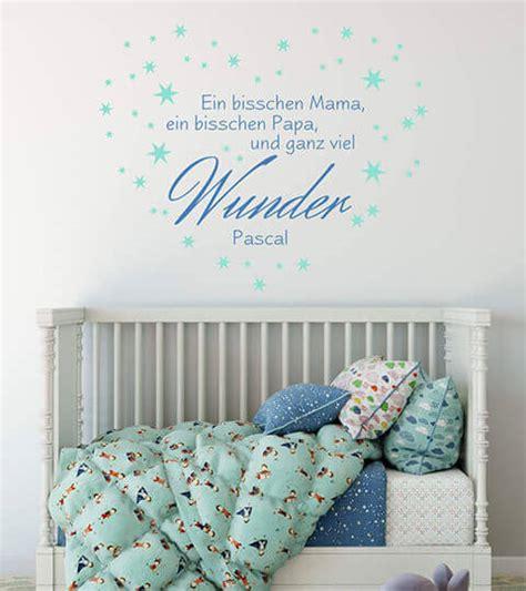 babyzimmer deko wandtattoo wohn design