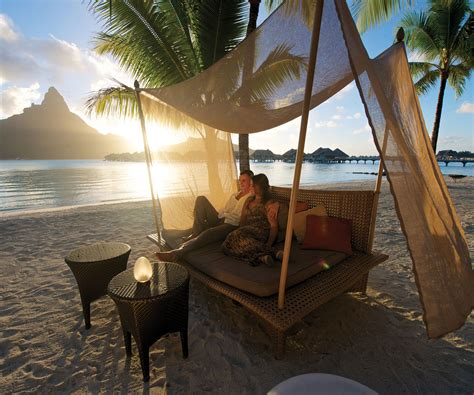 Bora Bora Intercontinental Resort And Thalasso Spa E
