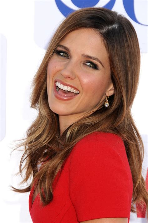Why Sophia Bush Should Be Your Celebrity Role Model Her