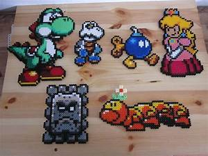 Bügelperlen Super Mario : super mario aus b gelperlen hama perler beads crafting pinterest perler beads beads and ~ Eleganceandgraceweddings.com Haus und Dekorationen